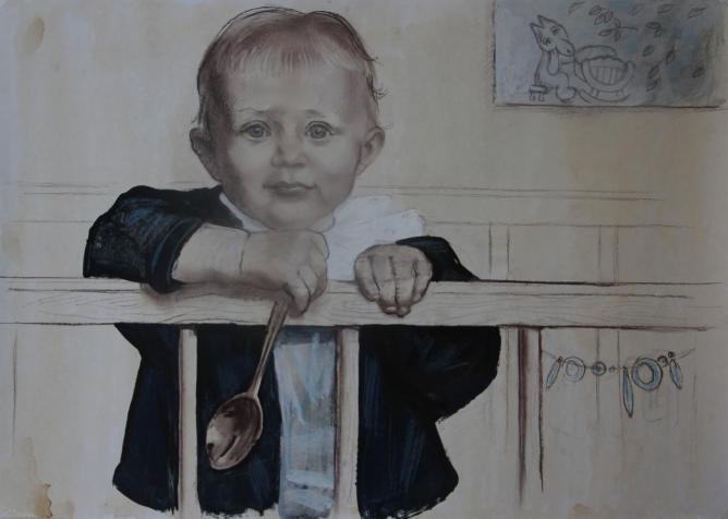 Маленький Максим