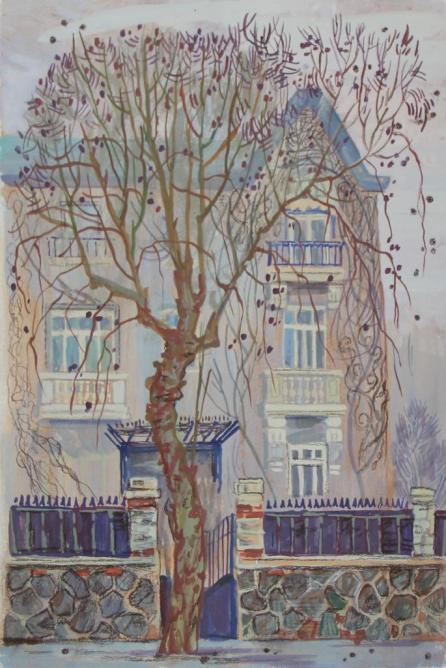 Boulevard Jourdan.